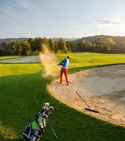 Grenzeloos golfen in Limburg